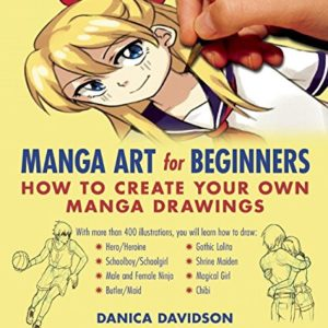 Manga: Guest Post by Danica Davidson