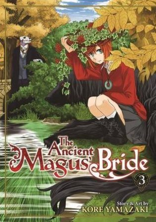 The Ancient Magus' Bride, Volumes 3 & 4