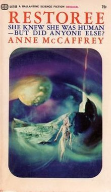 """Restoree"" by Anne McCaffrey"