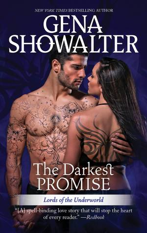 "Blog Tour: ""The Darkest Promise"" by Gena Showalter"