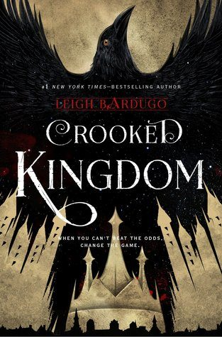 """The Crooked Kingdom"" by Leigh Bardugo"