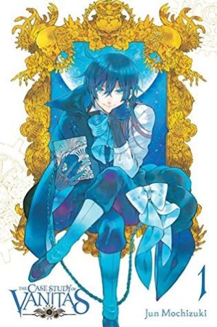 Mini Reviews: Case Study of Vanitas Vol. 1 & Bride of the Water God Vol. 2